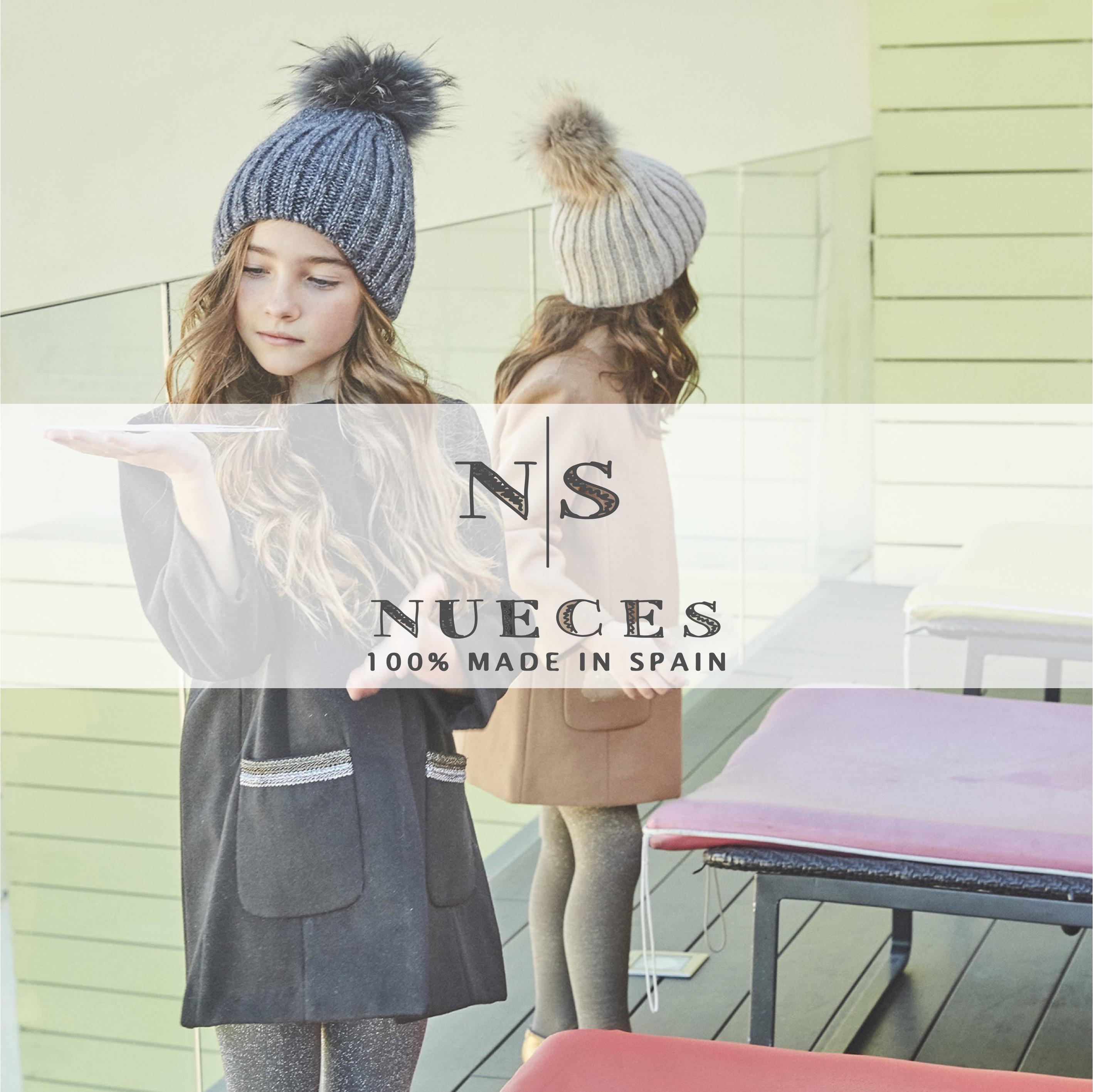 Nueces website homepage